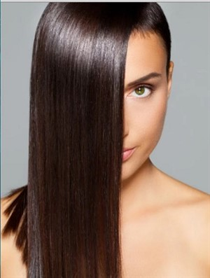 Thermal Straightening (Japanese) (Rebonding) Photo